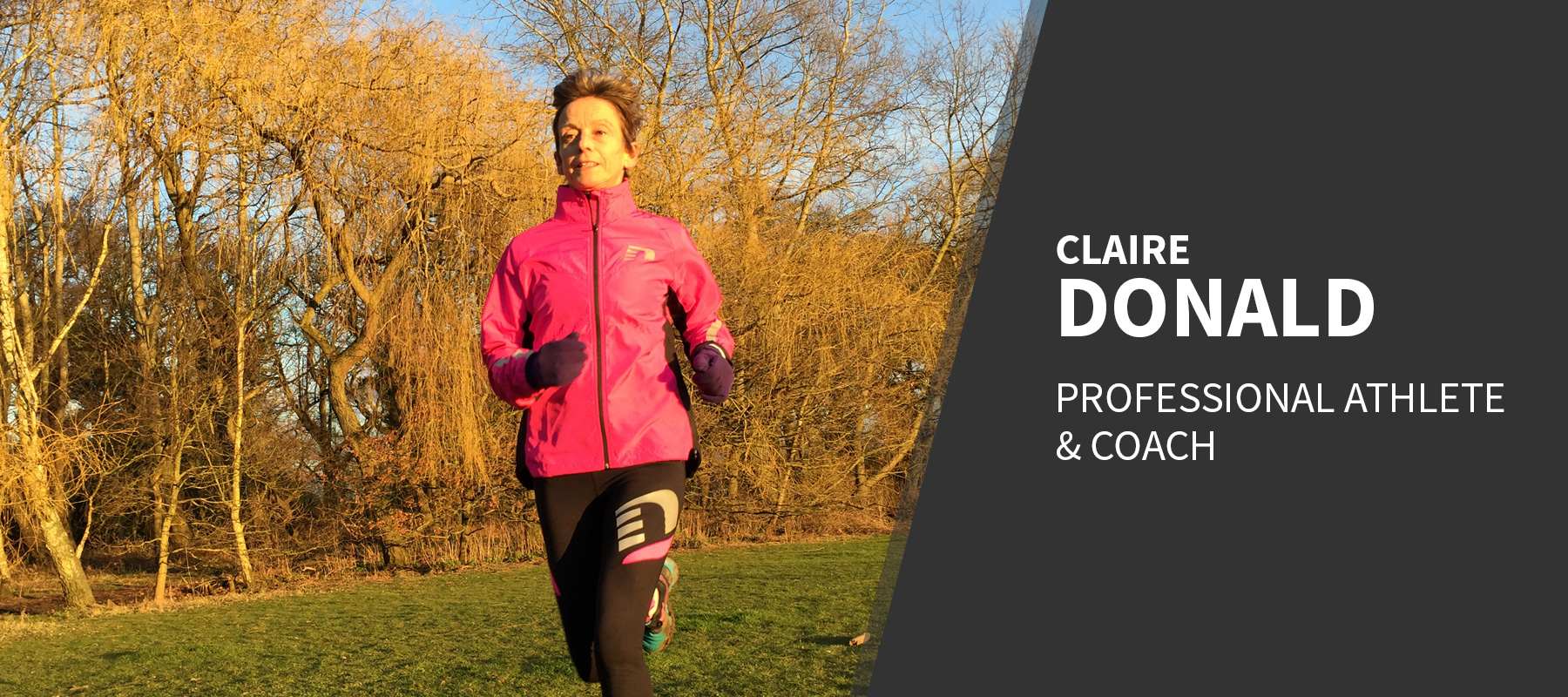 Claire Donald Banner